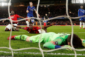 Coupe d'Angleterre:   Manchester United s'impose face à Chelsea (2-0)