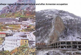 Azerbaïdjan :  le district de Kalbajar occupé, il y a 26 ans