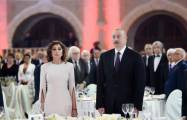 Ilham Aliyev participe à la réception officielle à l'occasion de la Journée de la République - PHOTOS
