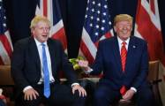 Royaume-Uni: Donald Trump félicite Boris Johnson