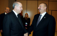 Ilham Aliyev rencontre Erdogan - PHOTOS