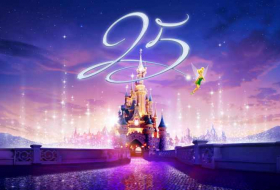 Disneyland Paris fête son anniversaire - VIDEO
